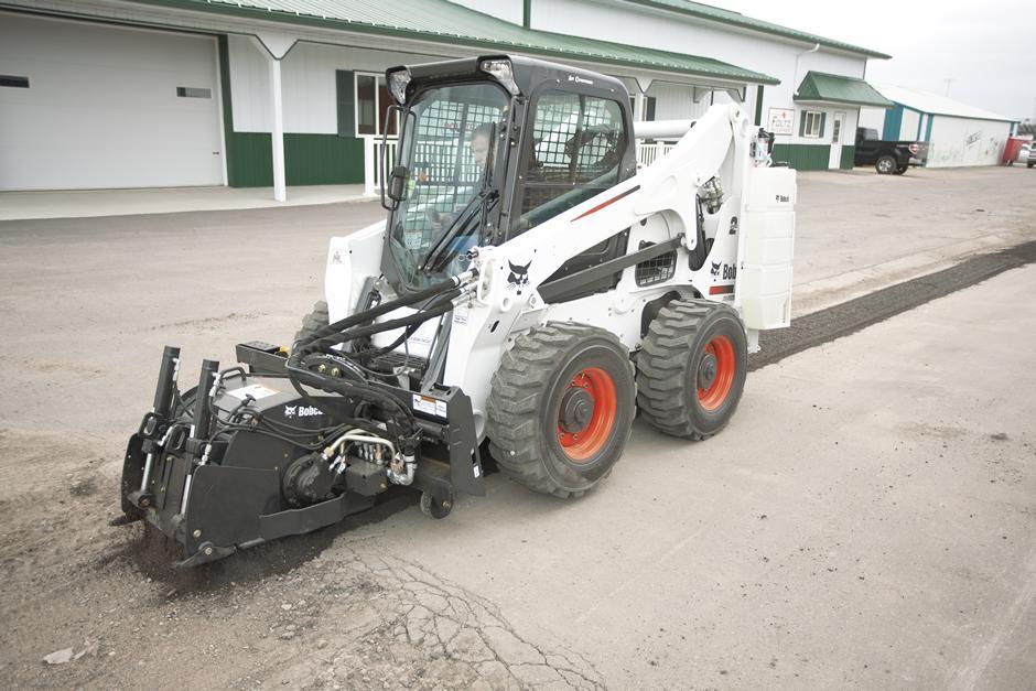 Bobcat A770 All-Wheel Steer Loader