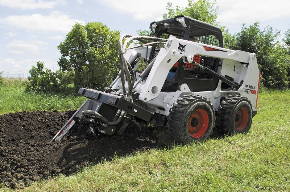 Bobcat S630 Skid-steer loader