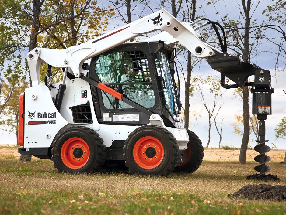 Bobcat s530 Skid-steer loader