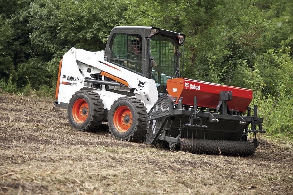 Bobcat S550 Skid-steer loader