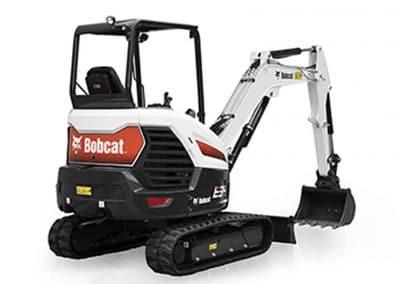 Bobcat excavator - E Series