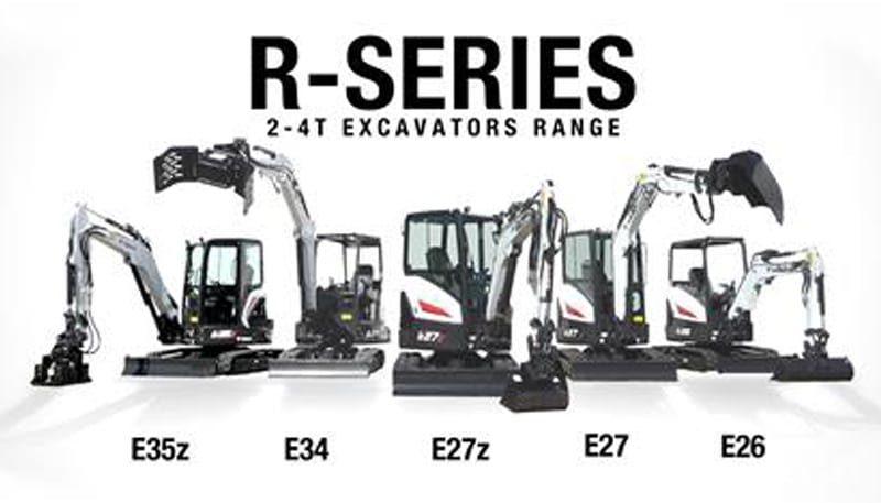 Bobcat sales R - Series