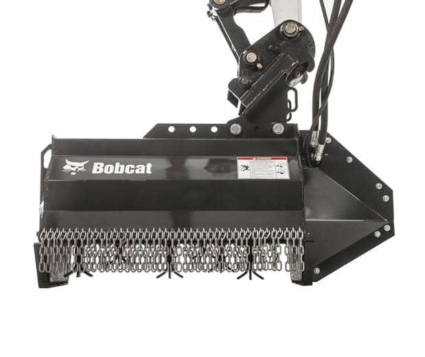 Bobcat Compact Excavator Attachments from TVE Hire & Sales