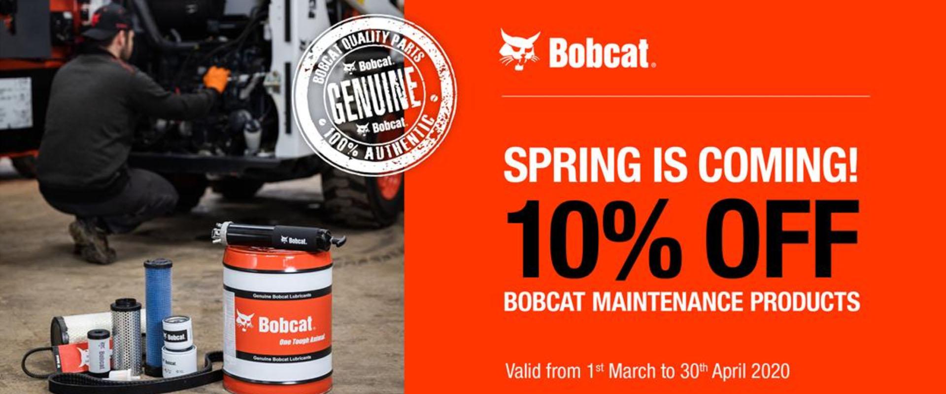 Bobcat Offer