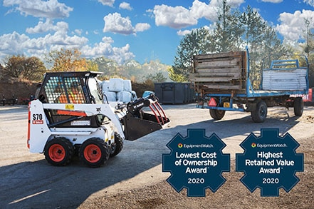 Bobcat Loaders Win LCO and HRV Awards Once Again