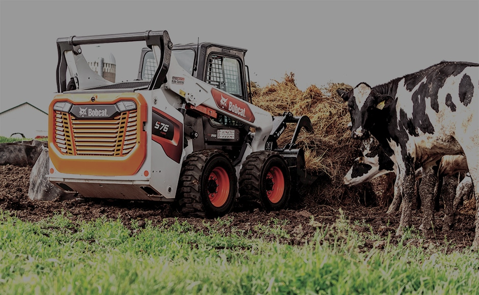 New BOBCAT R-Series SSL and CTL Loaders
