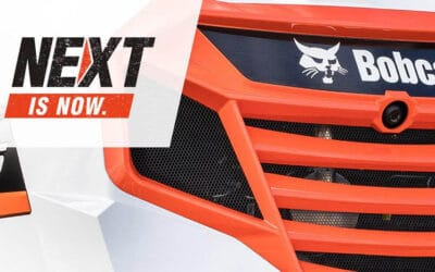 Next is Now – Bobcat is reinventing the Compact Equipment Industry